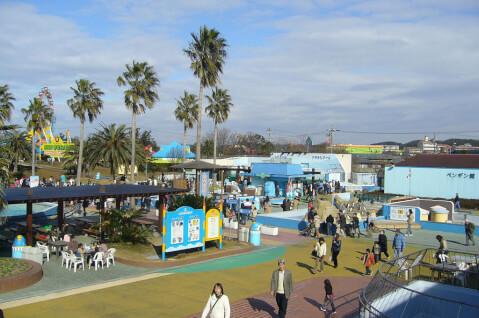 Minami-Chita Beach Land