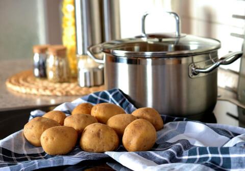 無料の写真: ジャガイモ, 調理する, ポット, 食べる, 食品, フリッシュ