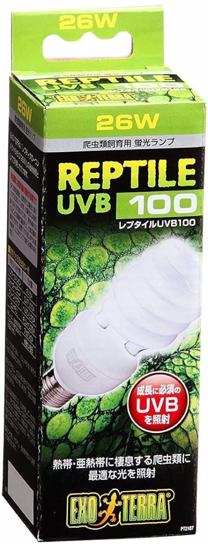 アマゾン レプタイルUVB100