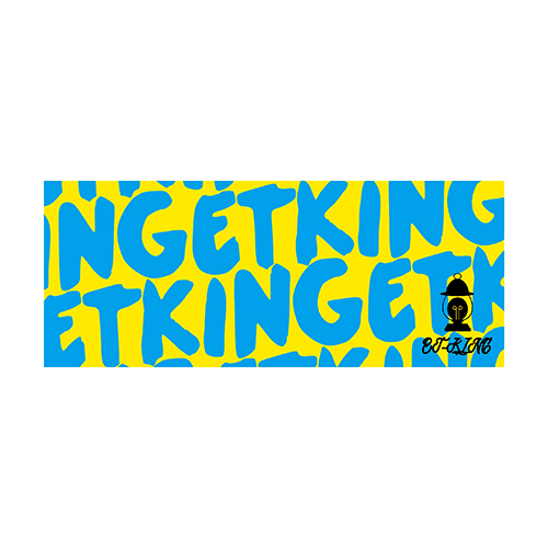ET-KING 2018 summer タオル(YELLOW)