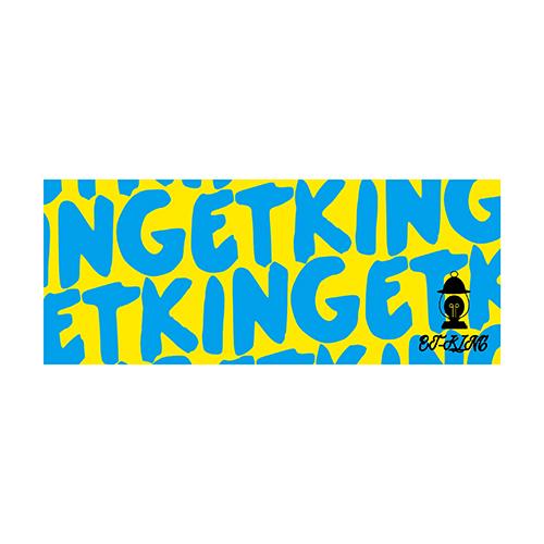 ET-KING 2018 summer タオル(YELLOW)