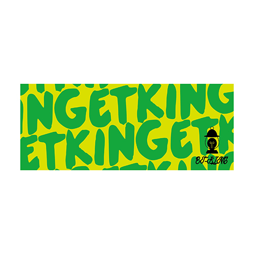 ET-KING 2018 summer タオル(GREEN)