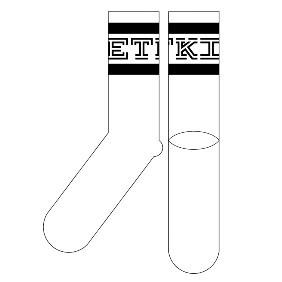 E-skater socks(WT)