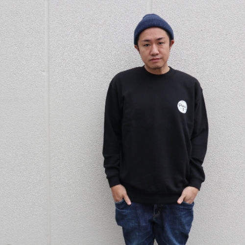 ETK 20th SWEAT(Black)