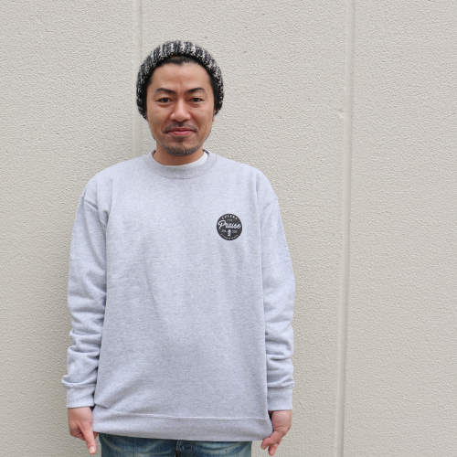 ETK 20th SWEAT(Gray)