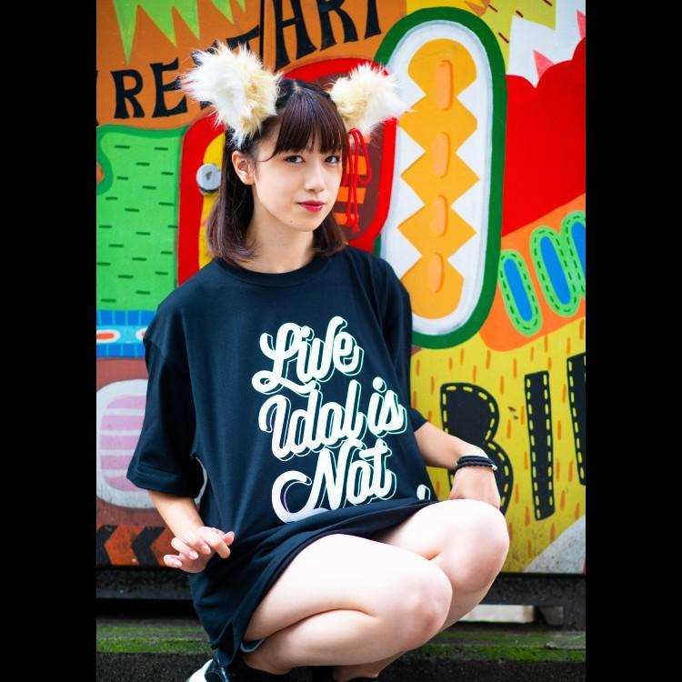 【前田萌香】LIVE IDOL IS NOT DEAD T-shirt