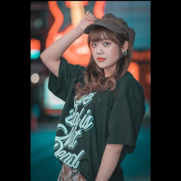 【石橋綾実】LIVE IDOL IS NOT DEAD T-shirt