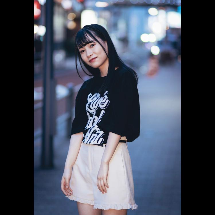 【氏江美憂】LIVE IDOL IS NOT DEAD T-shirt