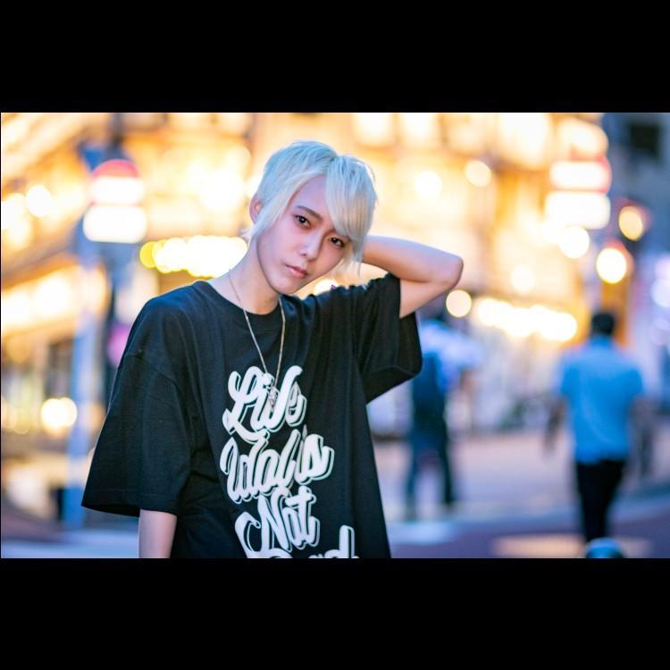 【山口有紀奈】LIVE IDOL IS NOT DEAD T-shirt