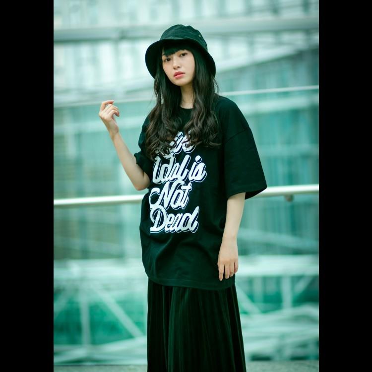 【滝口ひかり】LIVE IDOL IS NOT DEAD T-shirt