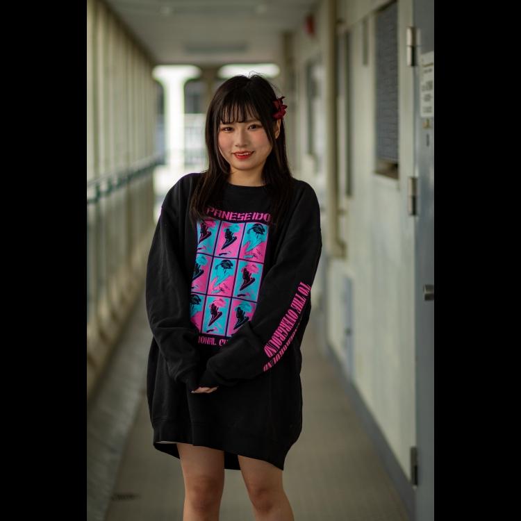 【椿結女】JAPANESE IDOL トレーナー