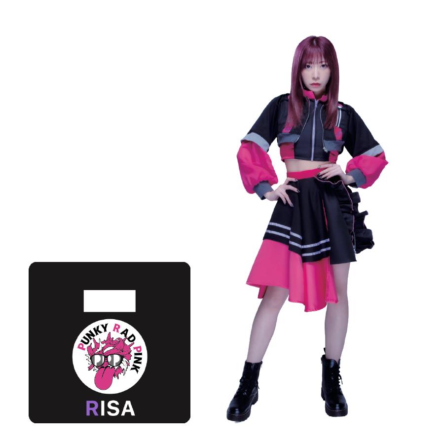【RISA】アクリルスタンド