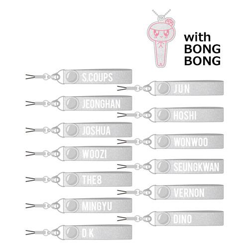 ペンライトストラップ with BONGBONG(全13種)