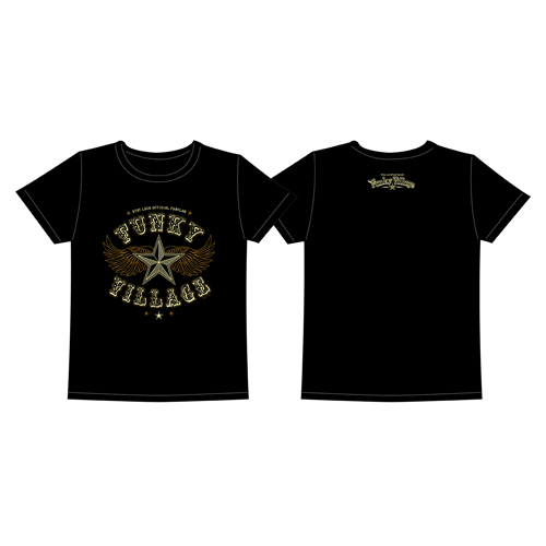 【Funky Village 限定グッズ】Tシャツ