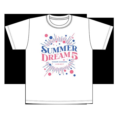 3日間共通Tシャツ