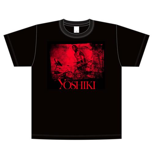 YOSHIKI Tシャツ RED