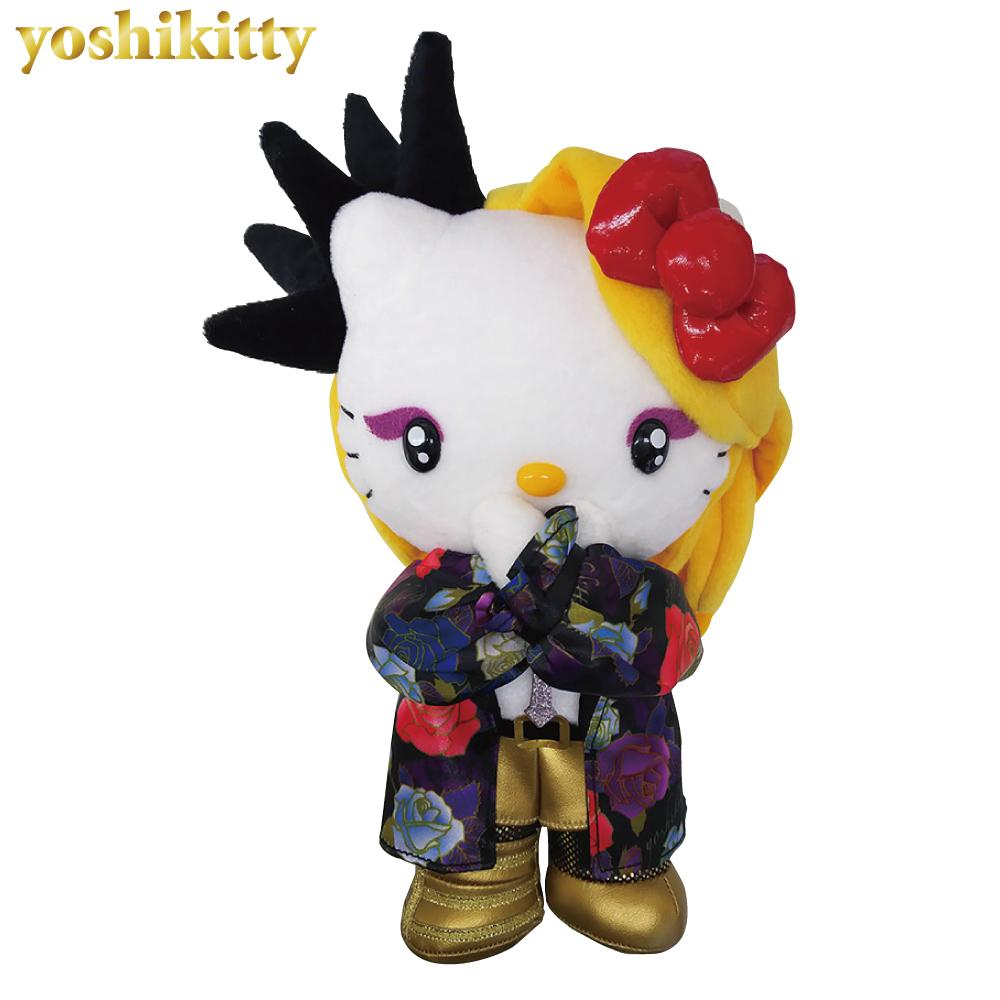 yoshikitty:ぬいぐるみM・2015・Xポーズ
