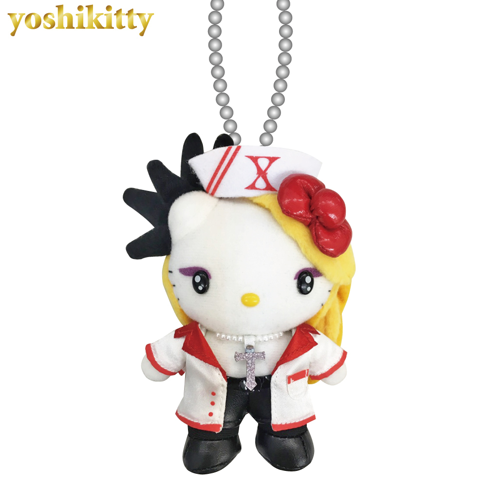 yoshikitty:ヌイグルミBCマスコット・2015・ナース