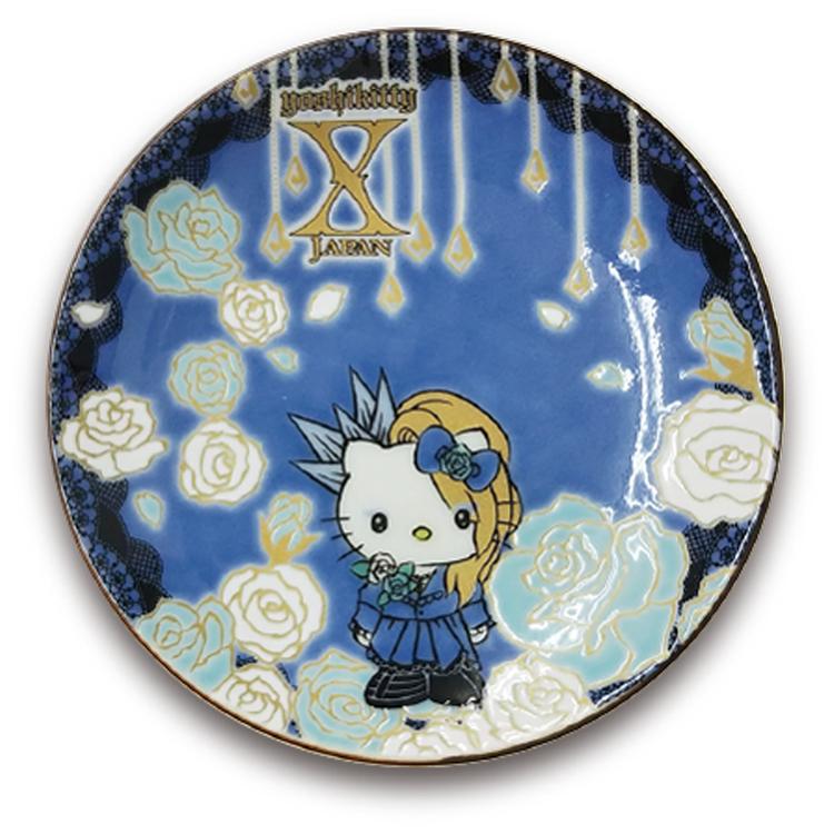 yoshikitty:九谷焼豆皿・2020・シンデレラ