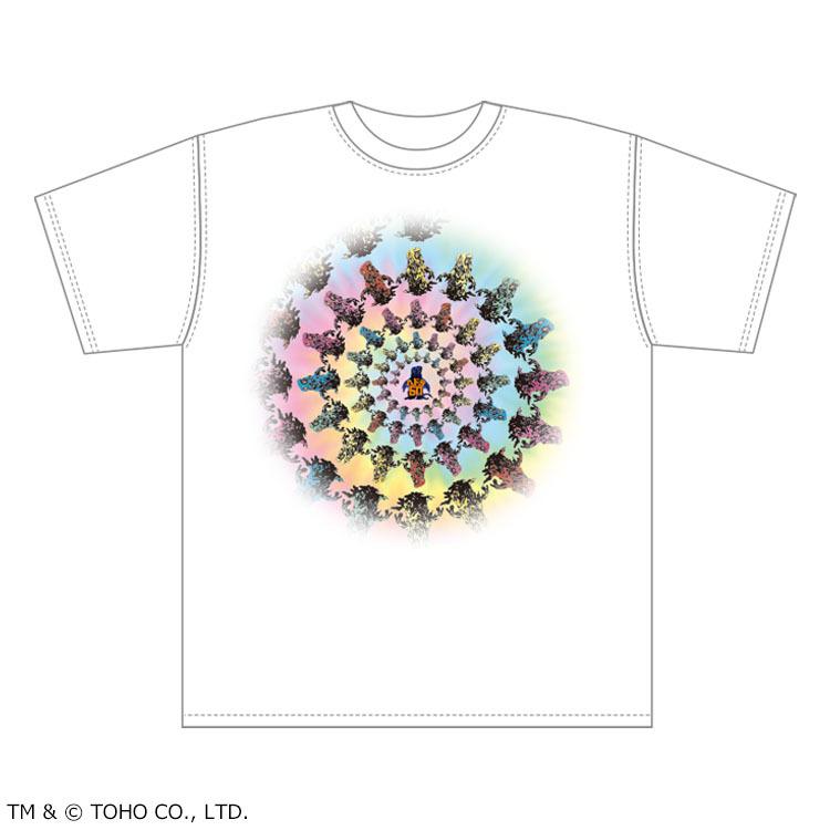 特撮のDNA ヘドラ50th Tシャツ