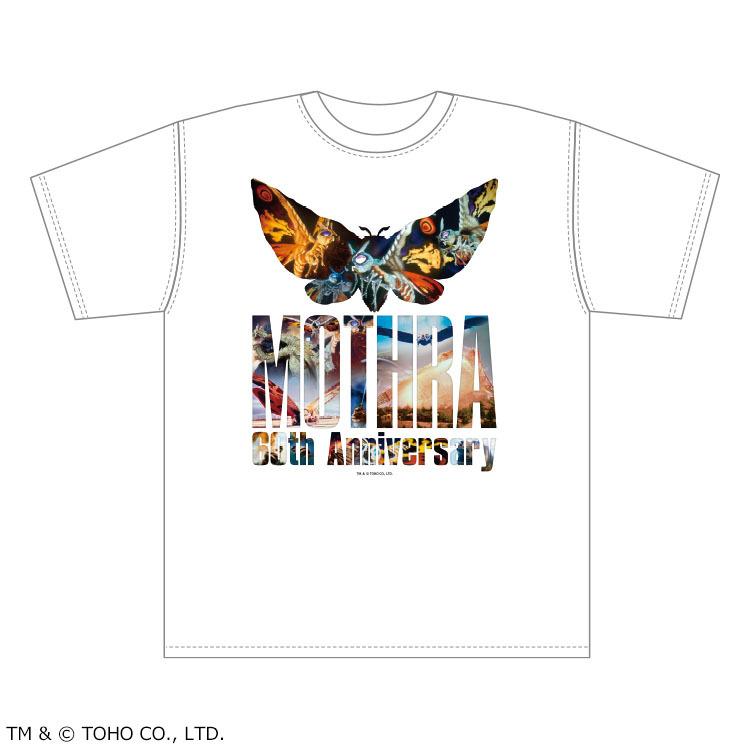 特撮のDNA モスラ60th Tシャツ