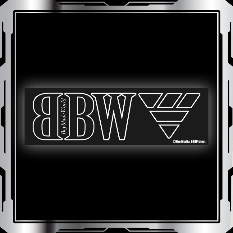 オリジナルステッカー BBW Type A