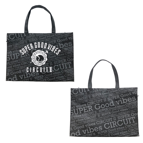 【SUPER Good vibes CIRCUIT ll 】Non-woven Fabric Bag