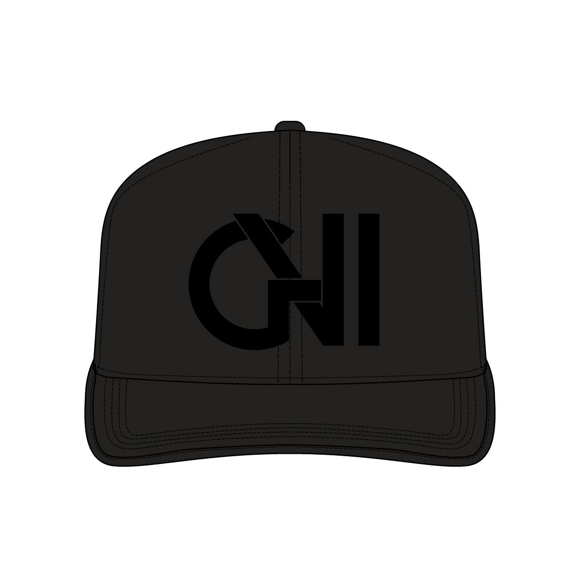 GVI CAP [BLACK LOGO]