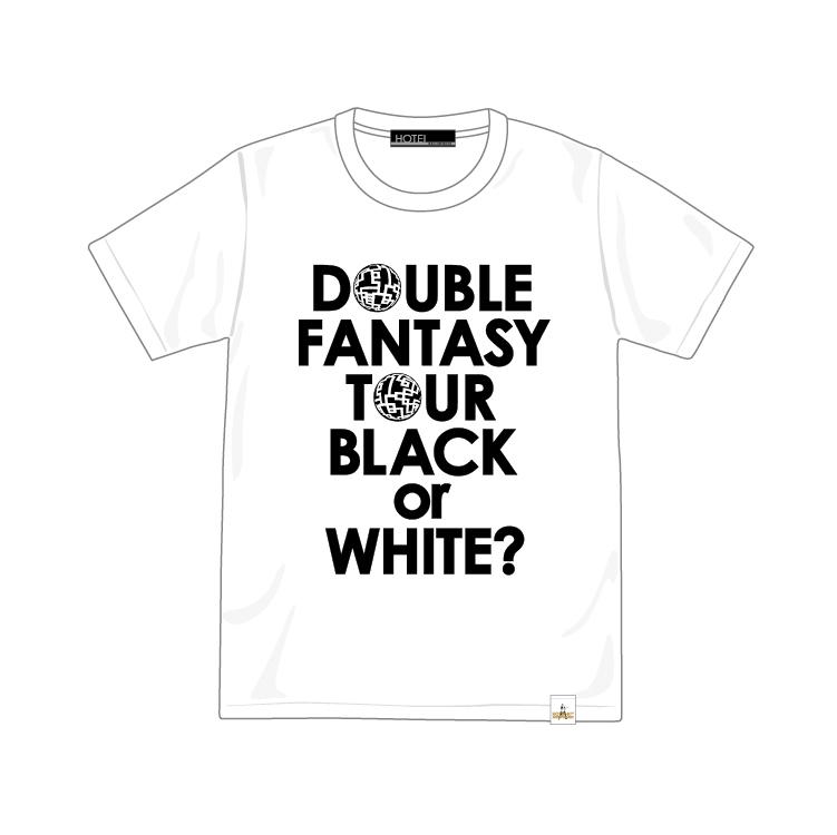 TOUR TEE ホワイト