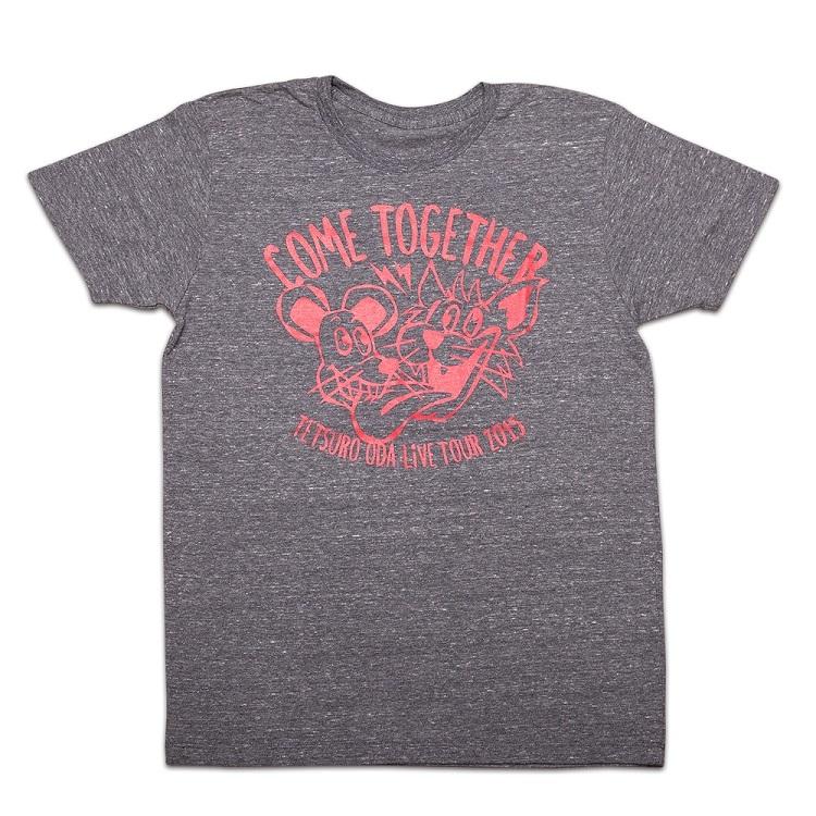 「TETSURO ODA LIVE TOUR 2015」ツアーTシャツ
