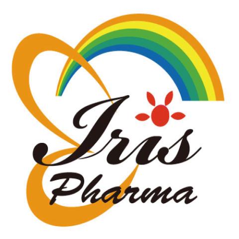 株式会社アイリスファーマのロゴ