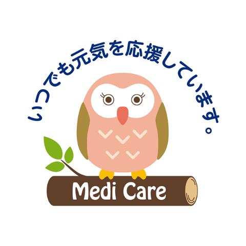 日本メディケア株式会社のロゴ