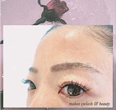 makeaeyelash &beauty所属のゴトウアスカ