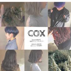 COX所属の熊澤茜