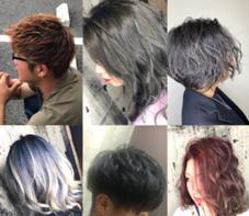 hair resortAi東陽町店所属の小泉賢徒