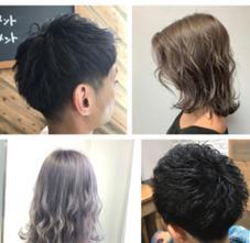 hair&makeZEST所属の中野稜平