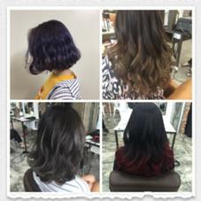 hair resort Ai 高田馬場所属の山本真輝