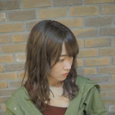 STYLE成城所属のカラーリスト林芽衣