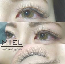 MIELnail&eyelash所属のharuna✩
