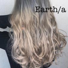 earth/A高知潮江店所属の梅原樹衣