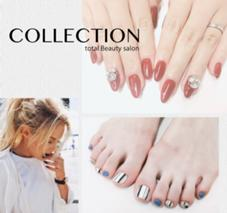 COLLECTION所属のCOLLECTIONNAIL