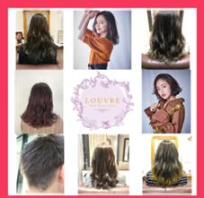 LOUVRE Total Beauty Salon所属の田村梨乃