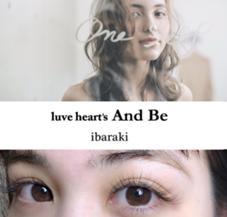 luve heart's AndBeibaraki店所属のラブハーツアンドビー茨木