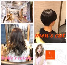 hairresortAi上野α店所属の上原稔博