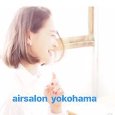 airsalonYokohama所属の浜本恭成