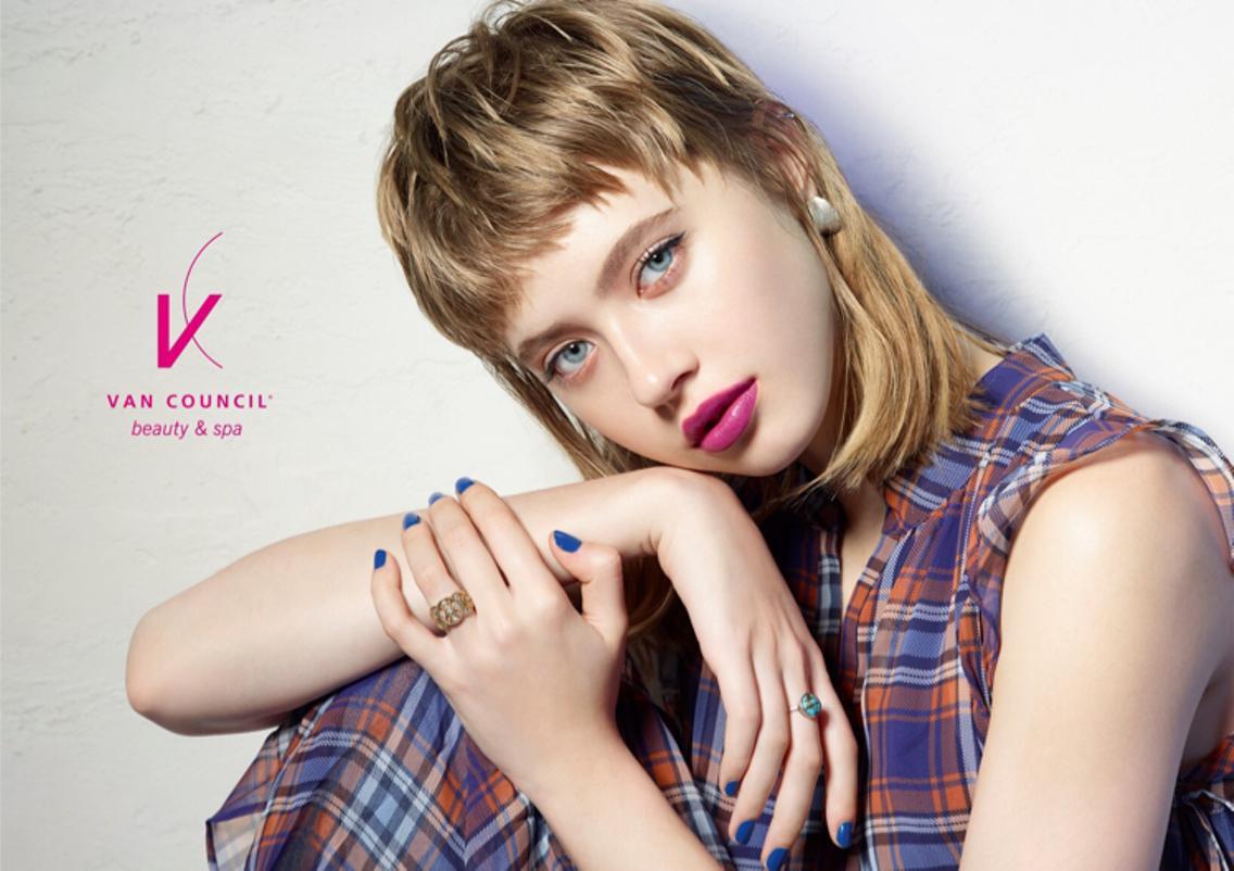タレント、モデルにも人気のヘアサロン。VAN COUNCIL恵比寿店のヘアメイクとして活躍中。自分に合ったヘアスタイルを一緒に探しましょう❤︎