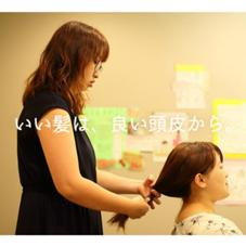 SOLBA HAIR所属の高松 愛弓