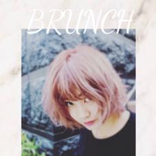 Hair salon Branch所属のトップスタイリスト☆若井有紀