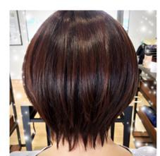 agora  hair新松戸店所属のMONISHI