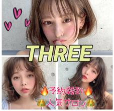 THREE所属の💫THREE💫stylist